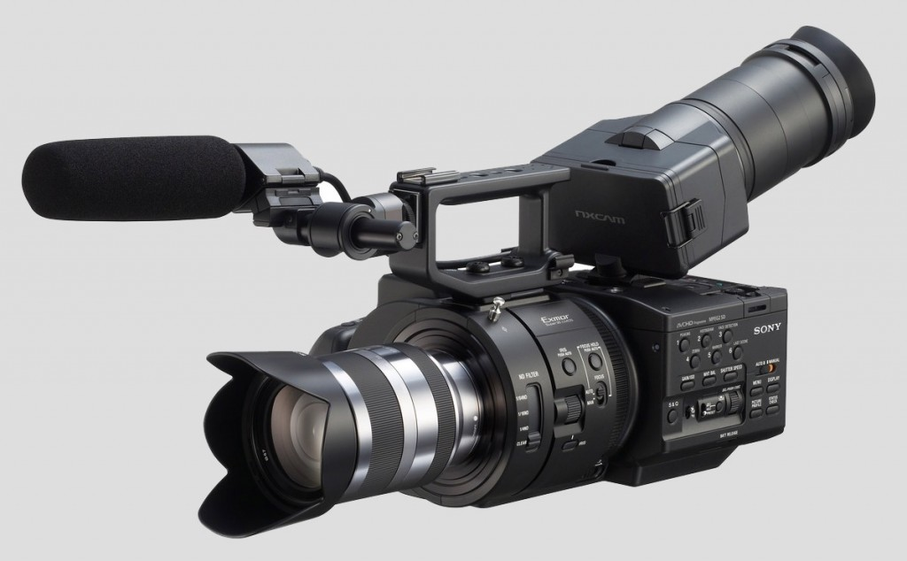 Sony NEX-FS700 slow motion camera announced! - Sebastian ...