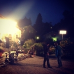 Light setup 2/2. #featurefilm
