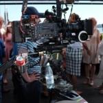 Alexa setup. Water, Coke, Sweets. #featurefilm #arri #alexa