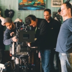 The last feature film of this year was very challenging. Two cameras, small rooms, rooms on 2nd floor, sun coming in, but we have to tell clouds and rain. Boats, Dogs, artificial rain… #featurefilm #ARRI #alexa