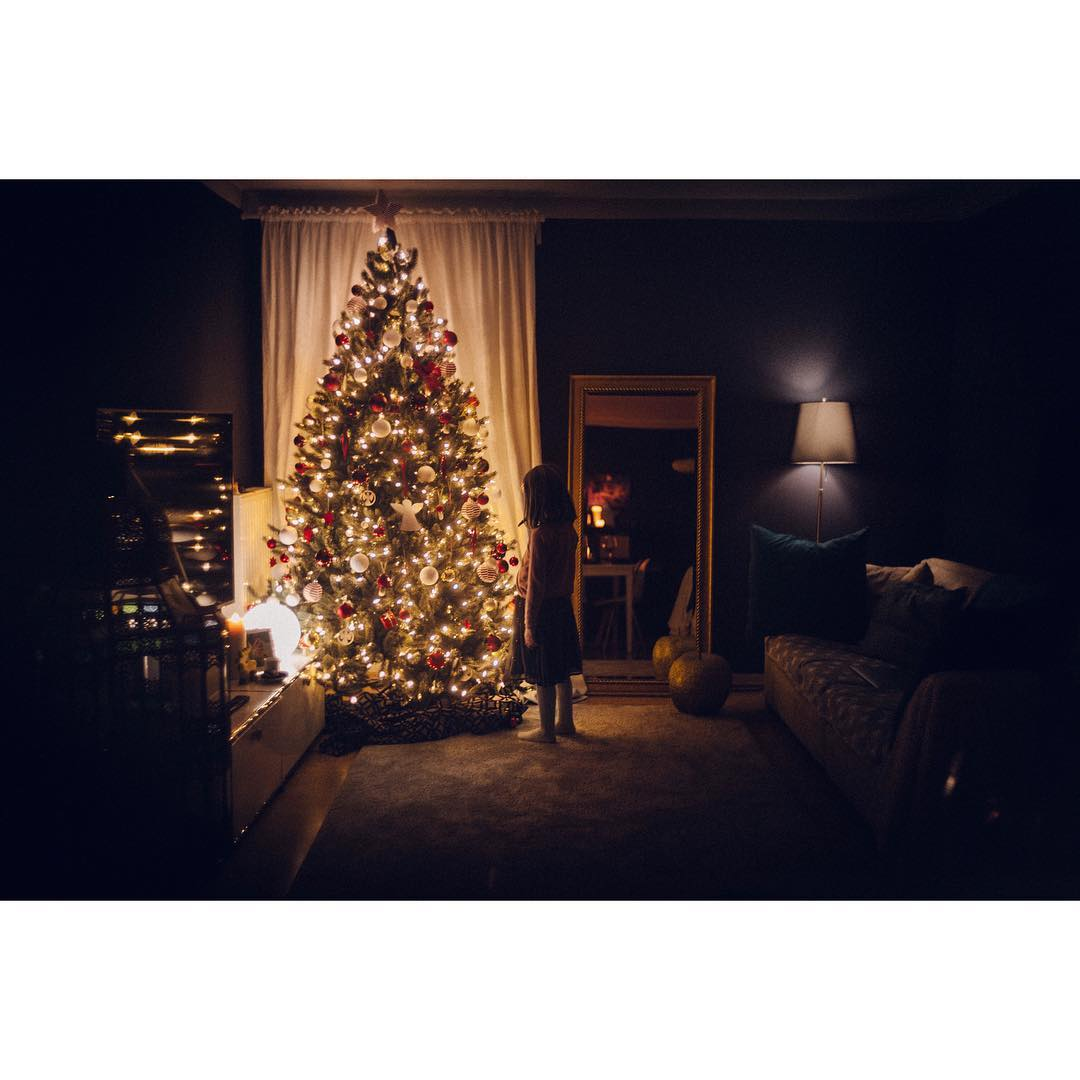 Christmas Eve. Leica M.