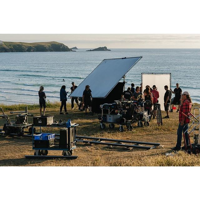 Clifftop Day. #featurefilm